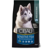 Dog adult  MEDIUM & MAXI SENSITIVE FISH