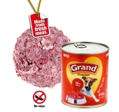 Grand PREMIUM adult hovädzie 850g